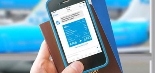 KLM Facebook Messenger