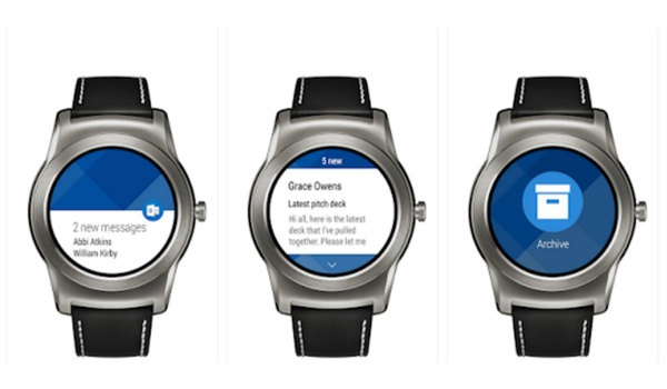 Microsoft Outlook Android Wear