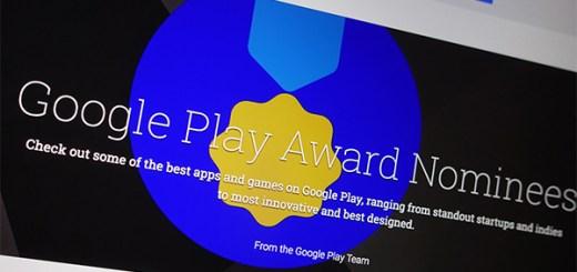 Google-Play-Award