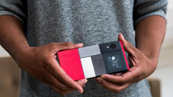 Project Ara Modulaire Smartphone