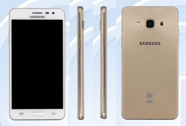 Samsung Galaxy J3 (2017) TENAA