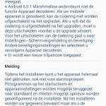 Android 6.0.1 Marshmallow Galaxy Note 4