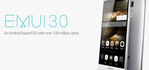 EMUI 3.0 skin Huawei