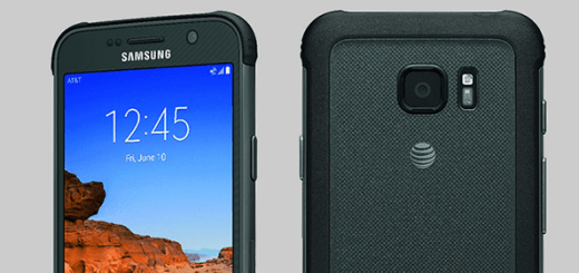 Samsung Galaxy S7 Active render
