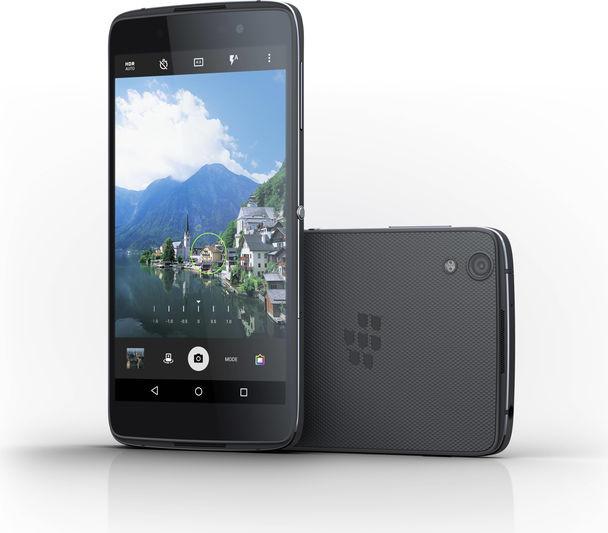 BlackBerry Neon render DTEK50