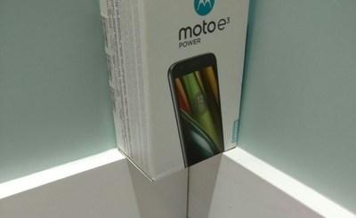 Lenovo Moto E3 Power