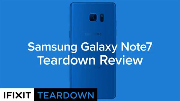 Samsung-Galaxy-Note-7-iFixit-teardown