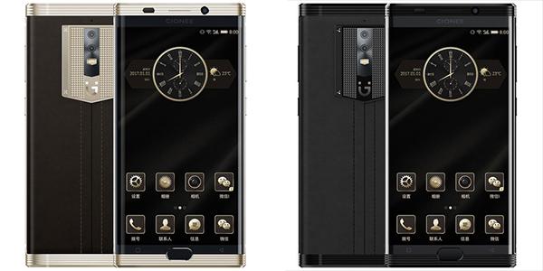 gionee-m2017-goud-zwart