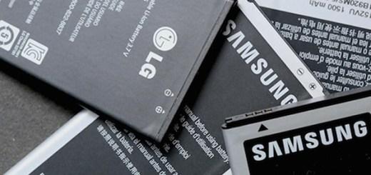 smartphone batterijen