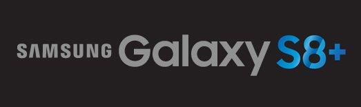 Logo Galaxy S8+