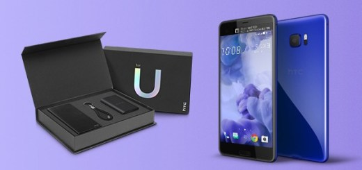 HTC U Ultra Special Edition Saffier