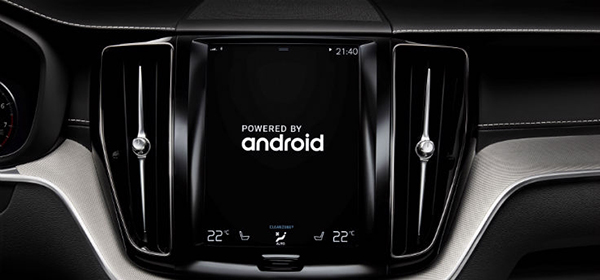 Audi Q8 Sport Embedded Android