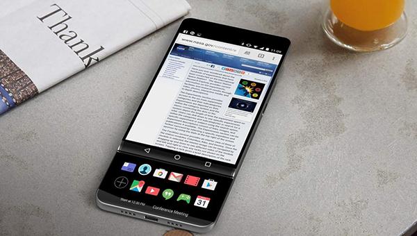 LG V30 prototype