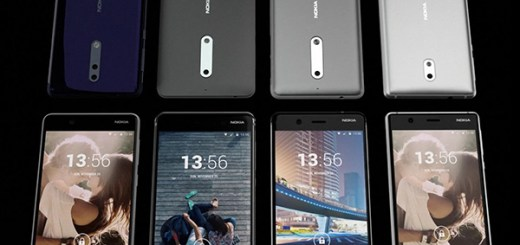 Nokia 8 promotie video