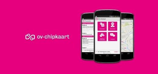 OV-chipkaart smartphone