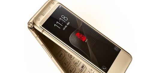 Samsung W2017 klaptelefoon