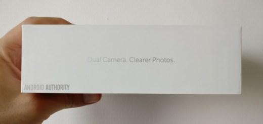 OnePlus 5 verpakking