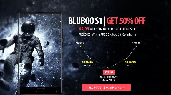 BLUBOO-S1-Gearbest pre sale