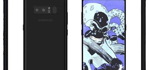 Galaxy Note 8 Ghostek
