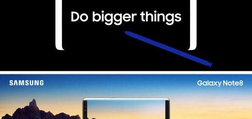 Samsung Galaxy Note 8 afbeelding