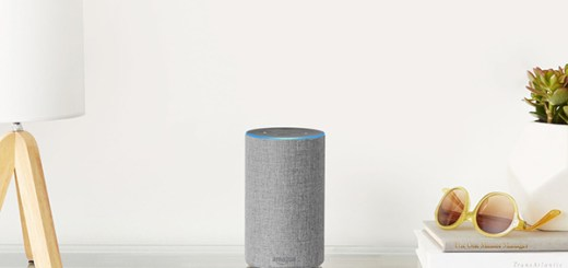 Amazon Echo 2 grijs