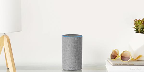 Amazon Echo 2 grijs