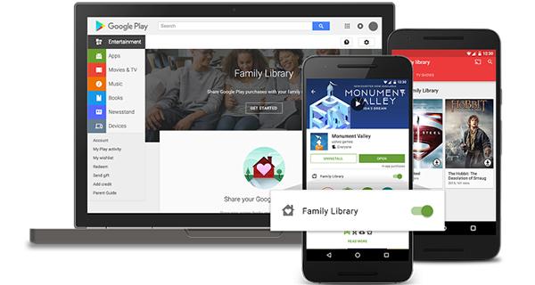 Google-Play-Family