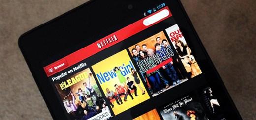 Netflix tablet
