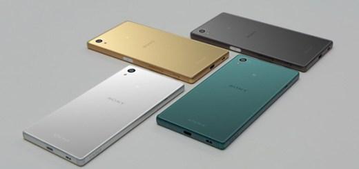 Sony Xperia-Z5