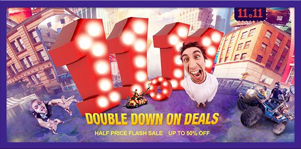 11-11 sale gearbest
