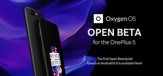 OnePlus 5 Android 8.0 Oreo Beta