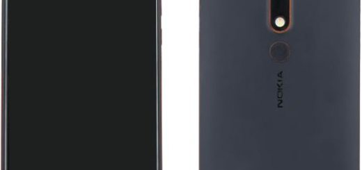 Nokia 6 (2018) TENAA