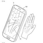 Samsung Patent Palm-Password-1