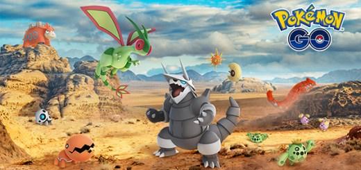 Pokemon Go nieuwe Pokemon
