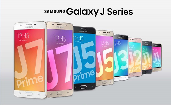 Samsung-Galaxy-J-Series