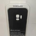 Galaxy S9 Alcantara hoesje 1
