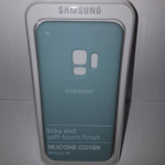 Galaxy S9 Silicon Cover 1