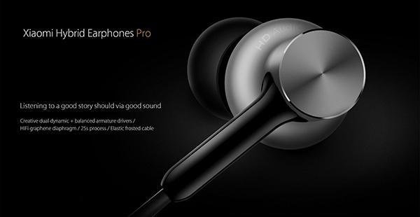 Xiaomi Pro HD In-ear Hybrid Earphones