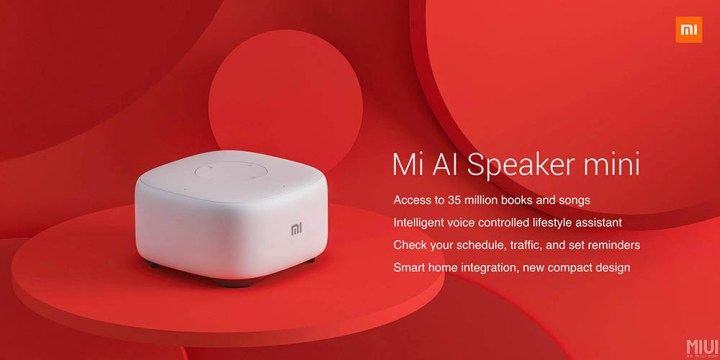 Mi-AI-Speaker-Mini