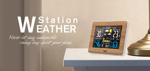 Weather-Station-FanJu