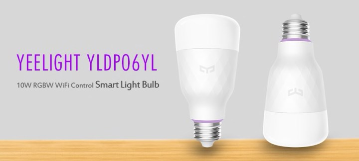 YEELIGHT-YLDP06YL-Smart-Light-Bulb
