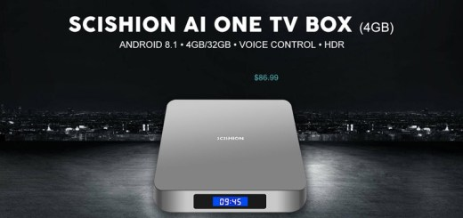 Scishion-AI-One-TV-Box
