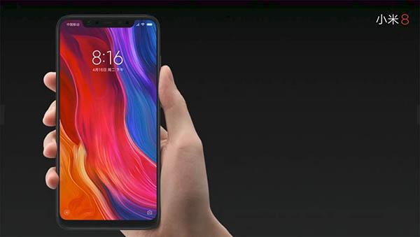 Xiaomi-Mi8