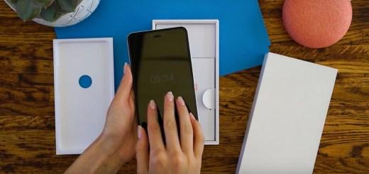 Google-Pixel-3-XL-unboxing