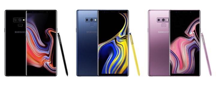 Samsung-Galaxy-Note-9-kleuren