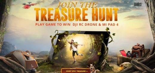 treasure-hunt-weggeef-actie