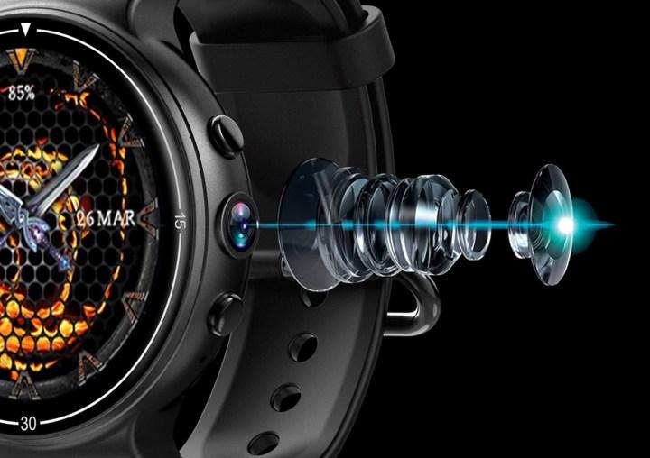 IQI-I8-smartwatch-zwart