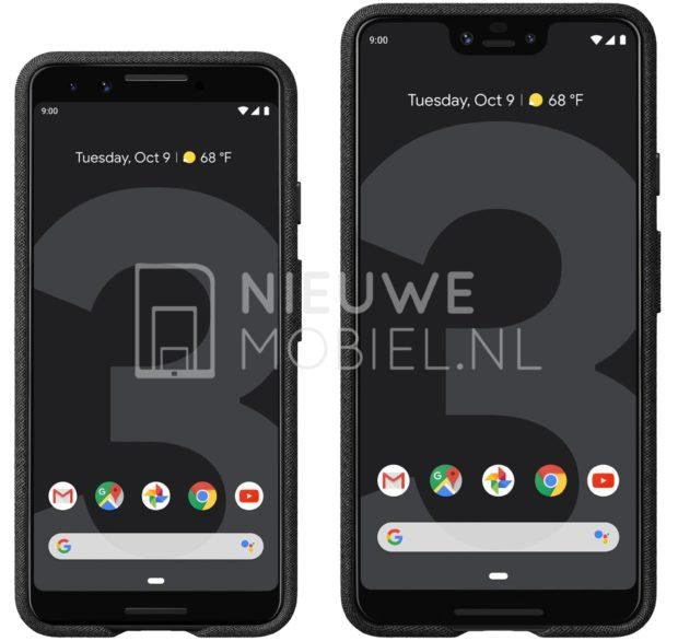 Persrender-Google-Pixel-3-XL-hoesje