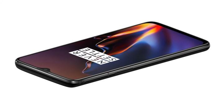 OnePlus-6T-voorkant