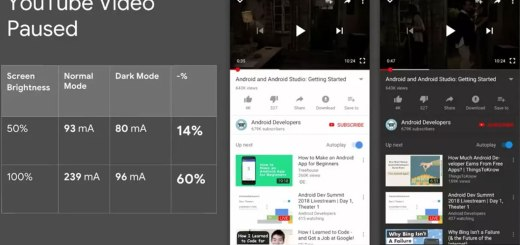 android-energie-donkere-modus-YouTube